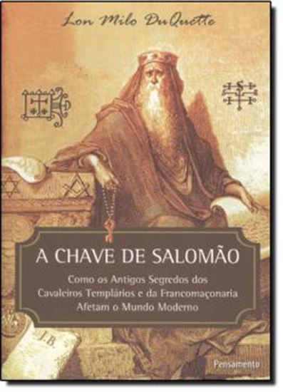 Picture of CHAVE DE SALOMAO, A