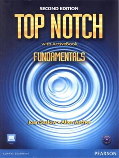 Picture of TOP NOTCH FUNDAMENTALS SB WITH ACTIVEBOOK CD-ROM - 2ND EDITION