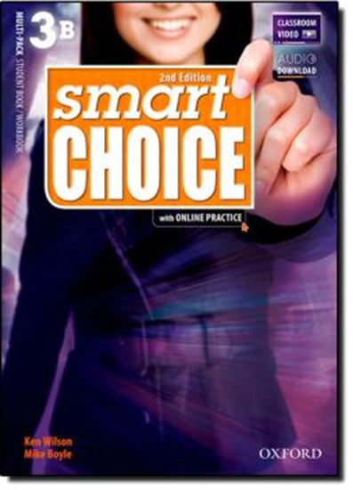Picture of SMART CHOICE 3B MULTI PACK WITH ONLINE PRACTICE - 2ND ED