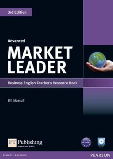 Picture of MARKET LEADER ADVANCED TB WITH TEST MASTER CD-ROM - 3RD EDITION