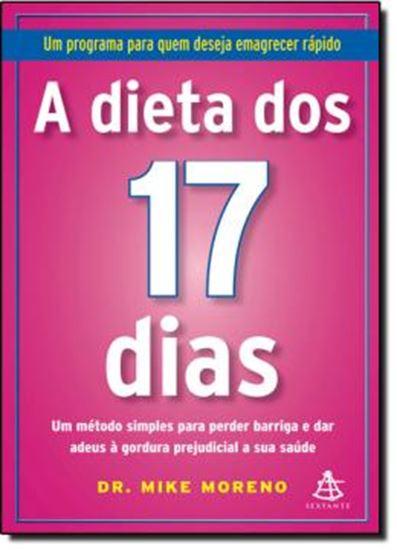Picture of A DIETA DOS 17 DIAS