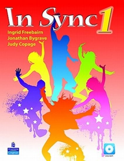 Picture of IN SYNC 1 STUDENT´S BOOK WITH CD-ROM