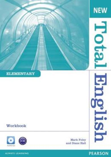 Picture of NEW TOTAL ENGLISH ELEMENTARY WB WITHOUT KEY AUDIO CD