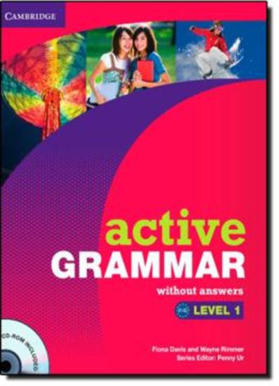 Picture of ACTIVE GRAMMAR LEVEL 1 WITHOUT ANSWERS