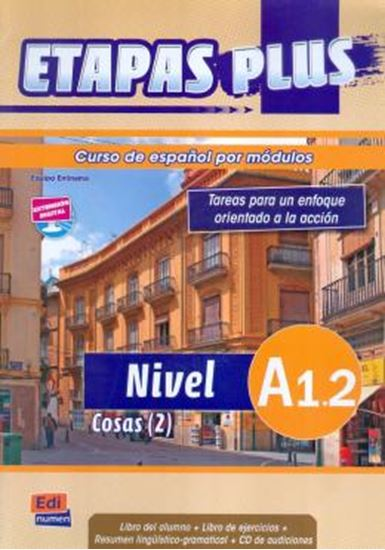 Picture of ETAPAS PLUS A1.2 - LIBRO DEL ALUMNO
