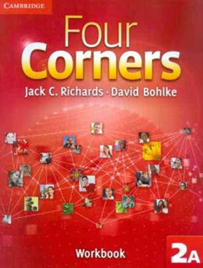 Picture of FOUR CORNERS LEVEL 2 WORKBOOK A