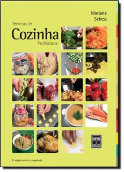 Picture of TECNICAS DE COZINHA PROFISSIONAL  3ª EDICAO