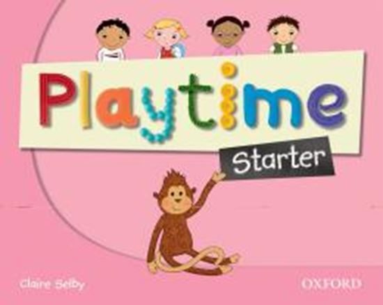 Picture of PLAYTIME STARTER CLASS BOOK
