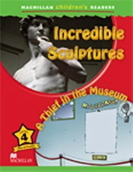 Picture of INCREDIBLE SCULPTURES - A THIEF IN THE MUSEUM - LEVEL 4