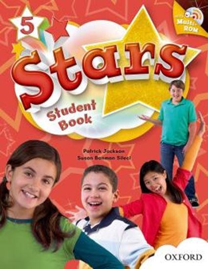 Picture of STARS 5 STUDENT´S BOOK WITH MULTIROM PACK