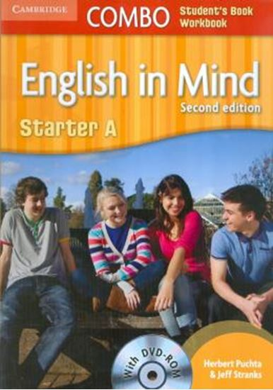 Picture of ENGLISH IN MIND STARTER COMBO A WITH DVD-ROM