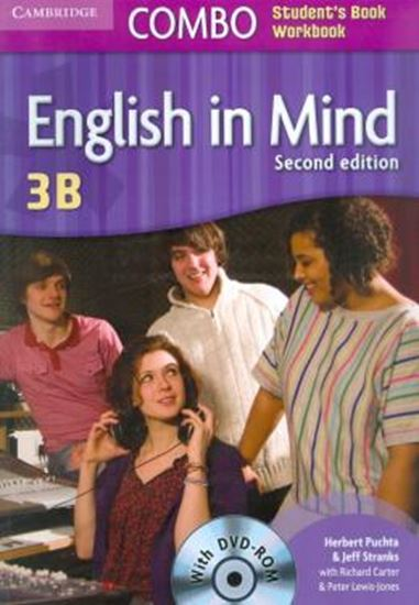 Picture of ENGLISH IN MIND 3B COMBO STUDENT`S BOOK / WORKBOOK WITH DVD ROM - SECOND EDITION