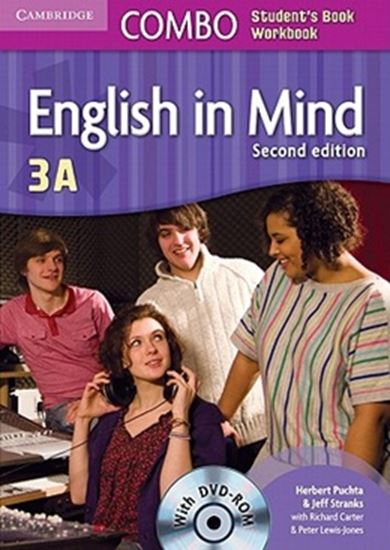 Picture of ENGLISH IN MIND 3A COMBO STUDENT´S BOOK / WORKBOOK WITH DVD ROM  -SECOND EDITION