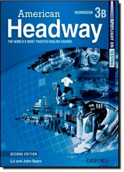 Picture of AMERICAN HEADWAY 3B WORKBOOK SECOND EDITION