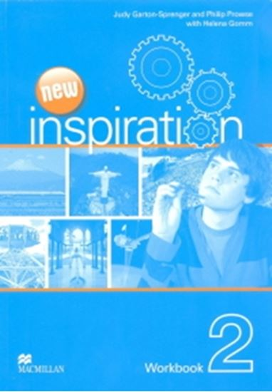 Picture of NEW INSPIRATION 2 - WORKBOOK
