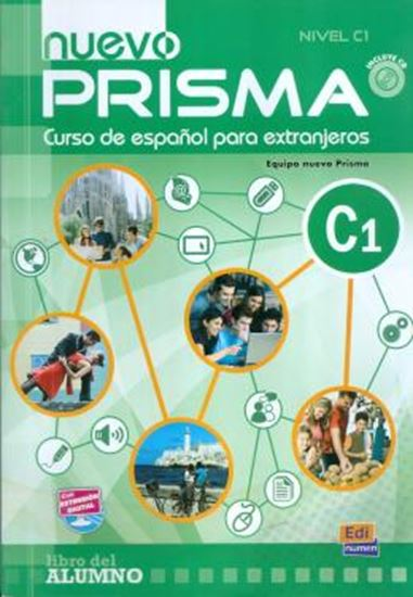 Picture of NUEVO PRISMA C1 - LIBRO DEL ALUMNO + CD