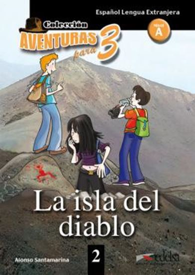 Picture of LA ISLA DEL DIABLO - NIVEL A (DESCARGA GRATUITA DO AUDIO NO SITE EDELSA)