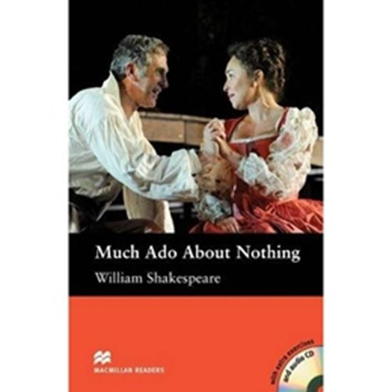 Picture of MUCH ADO ABOUT NOTHING AUDIO CD INCLUDED