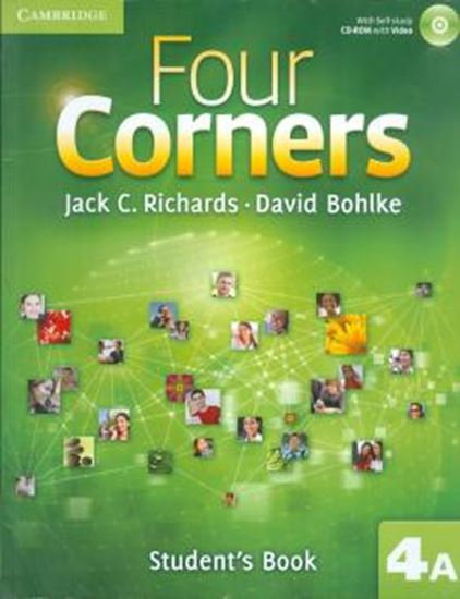 Picture of FOUR CORNERS LEVEL 4 STUDENT´S BOOK A WITH SELF-STUDY CD-ROM