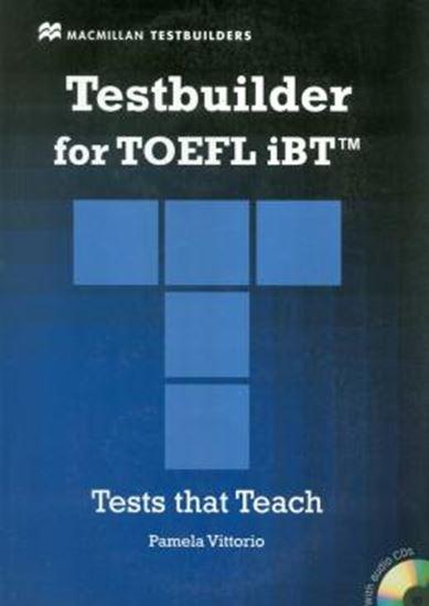 Picture of TESTBUILDER FOR TOEFL IBT TM