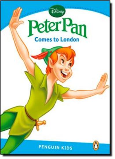 Picture of PETER PAN - COMES TO LONDON