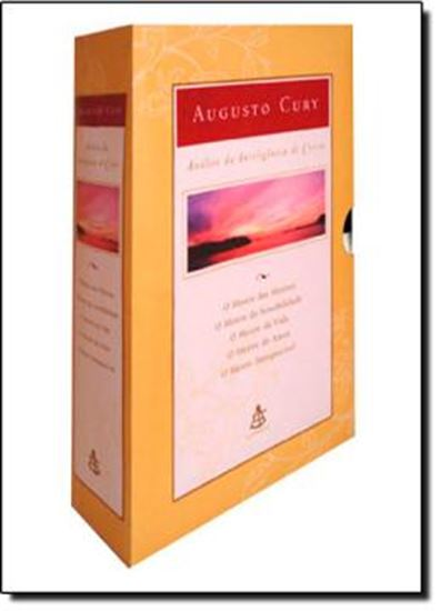 Picture of ANALISE DA INTELIGENCIA DE CRISTO  5 VOLUMES