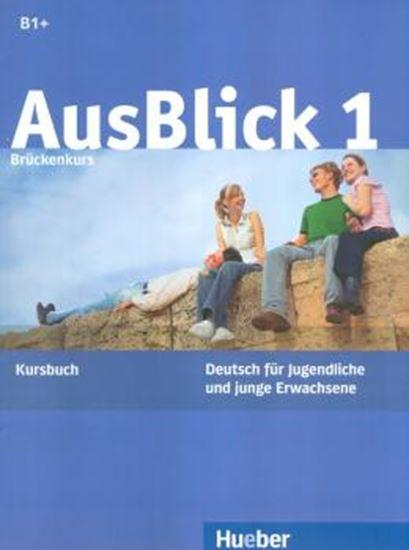 Picture of AUSBLICK 1 - KURSBUCH  (TEXTO)