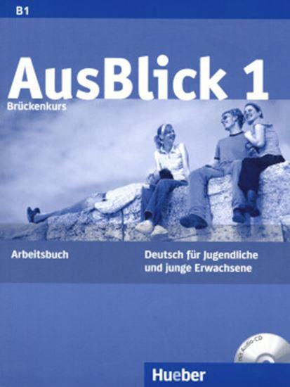 Picture of AUSBLICK 1 - ARBEITSBUCH MIT AUDIO-CD (EXERCICIO)