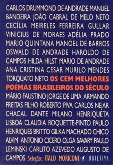 Picture of OS CEM MELHORES POEMAS BRASILEIROS DO SECULO