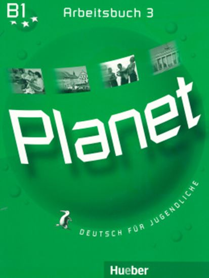 Picture of PLANET 3 ARBEITSBUCH (EXERCICIO)