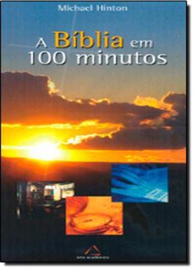 Picture of A BIBLIA EM 100 MINUTOS