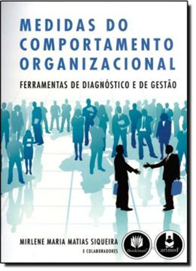 Picture of MEDIDAS DE COMPORTAMENTO ORGANIZACIONAL