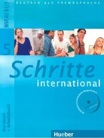 Picture of SCHRITTE INTERNATIONAL 5 KB + AB + AUDIO CD AB