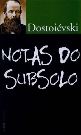 Picture of NOTAS DO SUBSOLO - POCKET