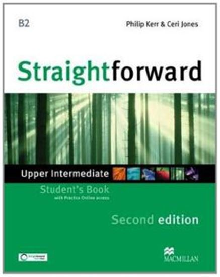 Picture of STRAIGHTFORWARD UPPER INTERMEDIATE  STUDENTS BOOK WITH WEBCODE - 2ND ED