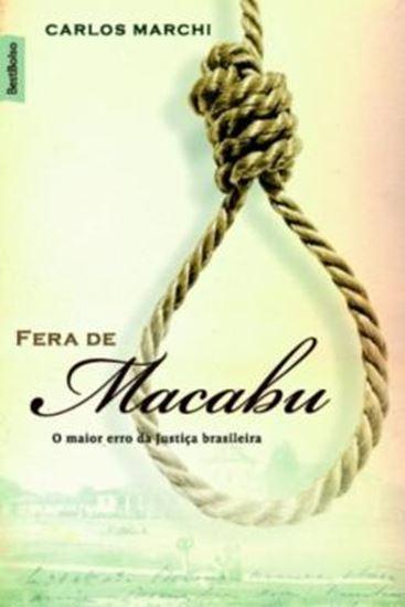 Picture of FERA DE MACABU - EDICAO DE BOLSO