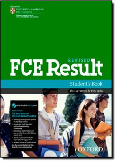 Picture of FCE RESULT SB & ONLINE SKILLS PRACTICE PACK