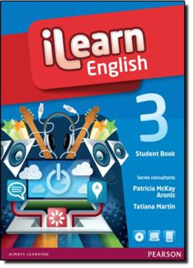 Picture of ILEARN ENGLISH SB 3 PACK