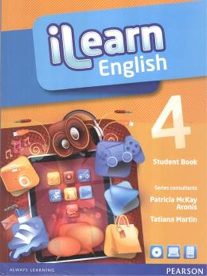 Picture of ILEARN ENGLISH 4 SB PACK WITH  READER AND MULTI-ROM