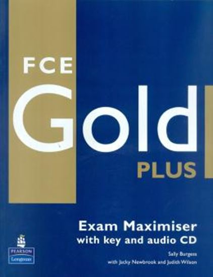 Picture of FCE GOLD PLUS EXAM MAXIMISER WITH KEY AND AUDIO CD