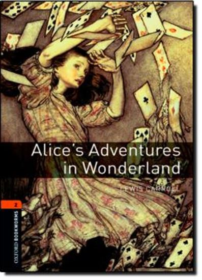 Picture of ALICE`S ADVENTURES IN WONDERLAND - OXFORD BOOKWORMS LIBRARY 2