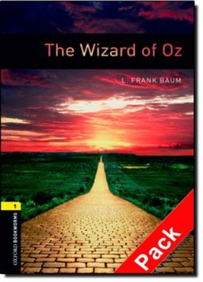 Picture of THE WIZARD OF OZ - OXFORD BOOKWORMS LIBRARY 1 - CD PACK