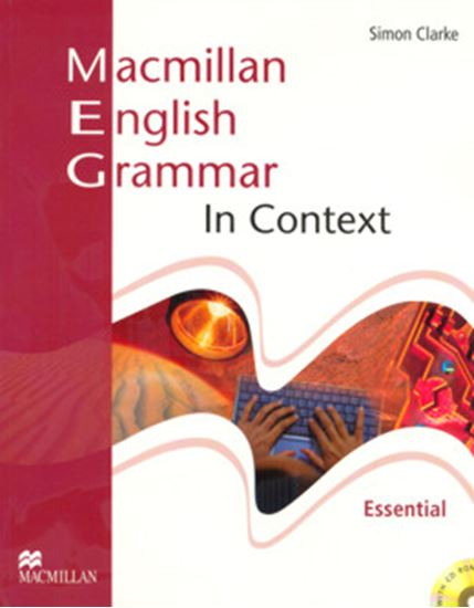 Picture of MACMILLAN ENG GRAMMAR IN CONTEXT ESSENTIAL WITHOUT KEY WITH CD ROM