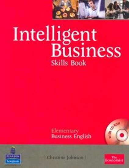 Picture of INTELLIGENT BUSINESS ELEMENTARY SKILLS BOOK WITH CD-ROM
