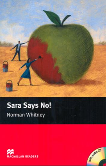 Picture of SARA SAYS NO! MACMILLAN READERS STARTER - BOOK WITH AUDIO CD