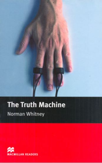 Picture of THE TRUTH MACHINE - MACMILLAN READERS - BEGINNER