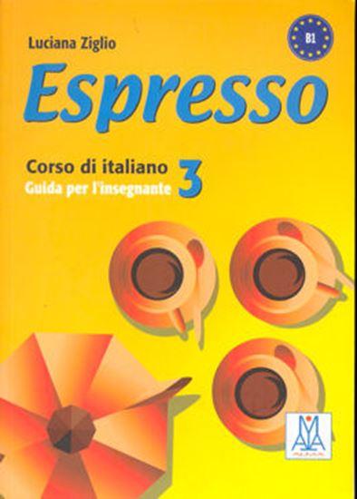 Picture of ESPRESSO - CORSO DI ITALIANO 3 - GUIDA PER L´INSEGNANTE