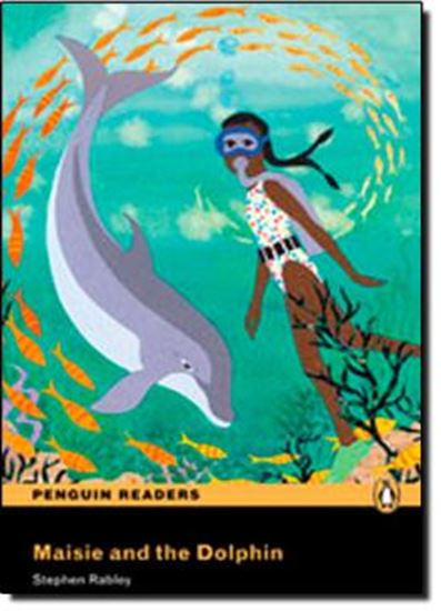 Picture of MAISIE AND THE DOLPHIN - PENGUIN READERS EASYSTARTS - BOOK WITH AUDIO CD