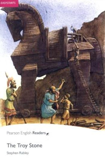 Picture of THE TROY STONE - PENGUIN READERS EASYSTARTS - BOOK WITH AUDIO CD