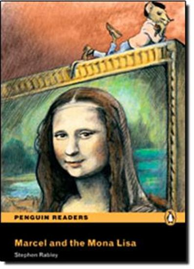 Picture of MARCEL AND THE MONA LISA - PENGUIN READERS EASYSTARTS - BOOK WITH AUDIO CD
